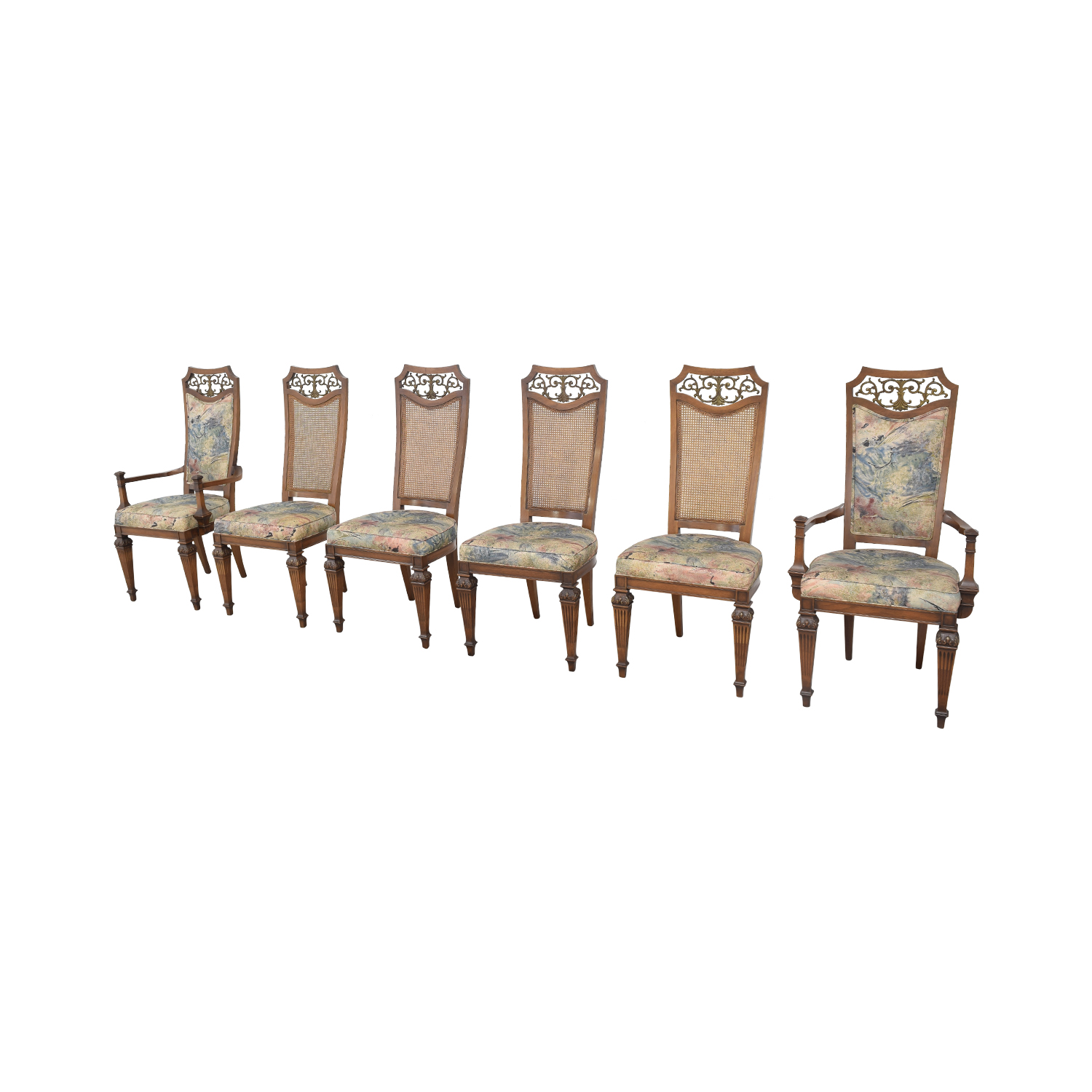 Vintage Dining Chairs discount