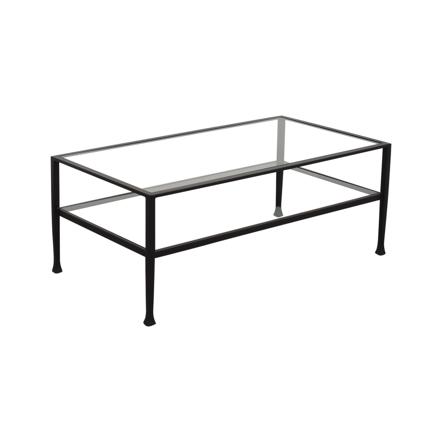 Pottery Barn Pottery Barn Coffee Table discount