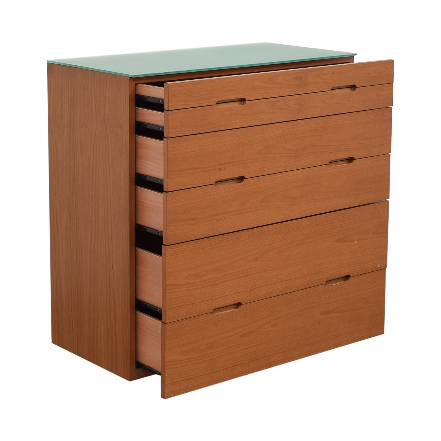 Mid Century Modern Chest of Drawers brown