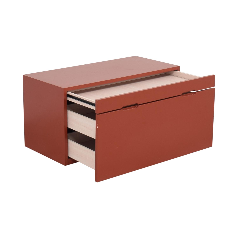 shop Minotti Minotti Laquered Cabinet online
