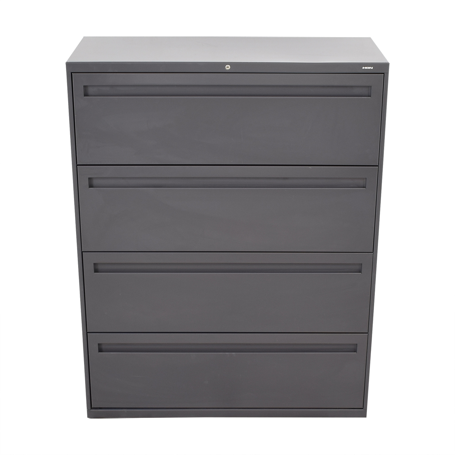 Hon 4-Drawer Lateral Filing Cabinet / Storage
