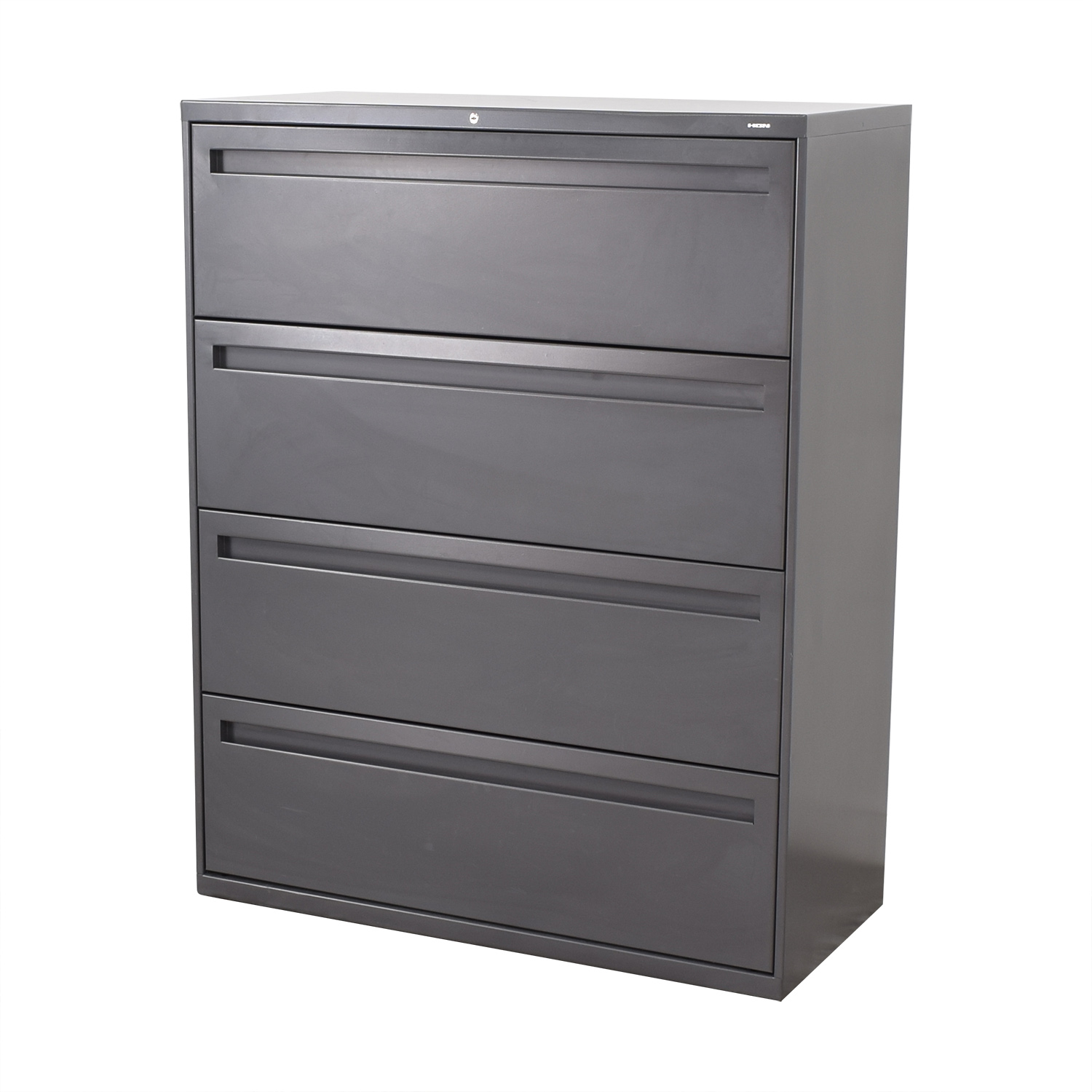 Hon Hon 4-Drawer Lateral Filing Cabinet pa