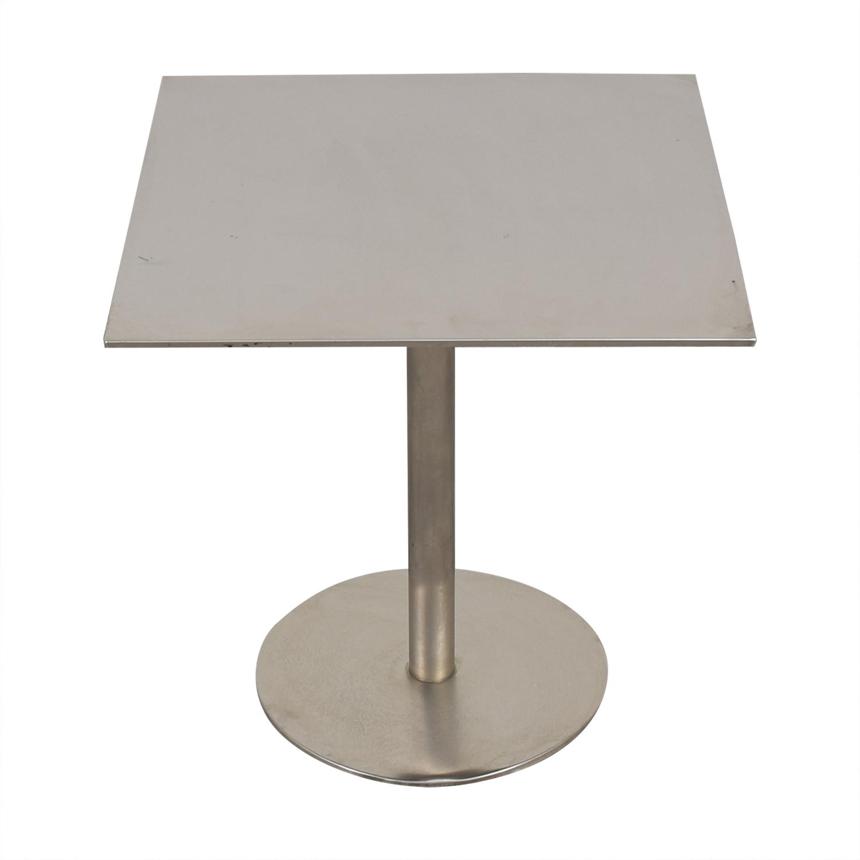 Minotti Metal Table sale