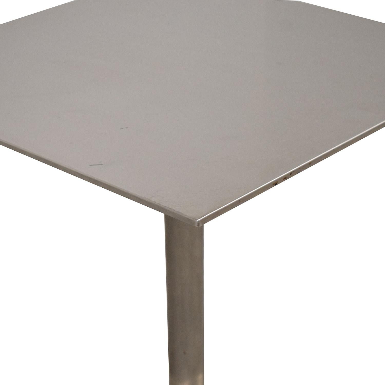 Minotti Minotti Metal Table discount