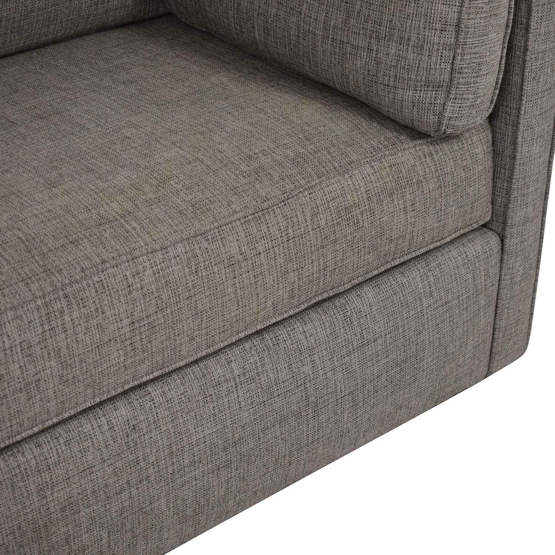 buy Room & Board Watson Mid Century Sofa Room & Board Classic Sofas