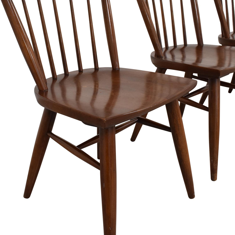 Willett Furniture Willett Mid-Century Modern Dining Chairs price