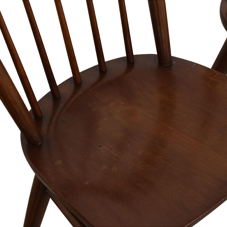 shop Willett Mid-Century Modern Dining Chairs Willett Furniture Dining Chairs