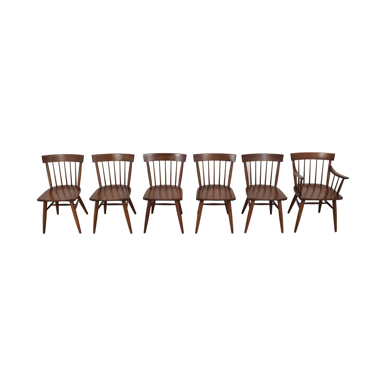 buy Willett Furniture Willett Mid-Century Modern Dining Chairs online