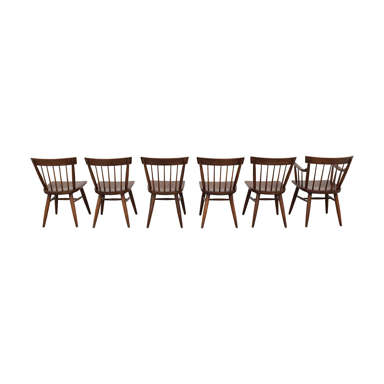 Willett Mid-Century Modern Dining Chairs Willett Furniture