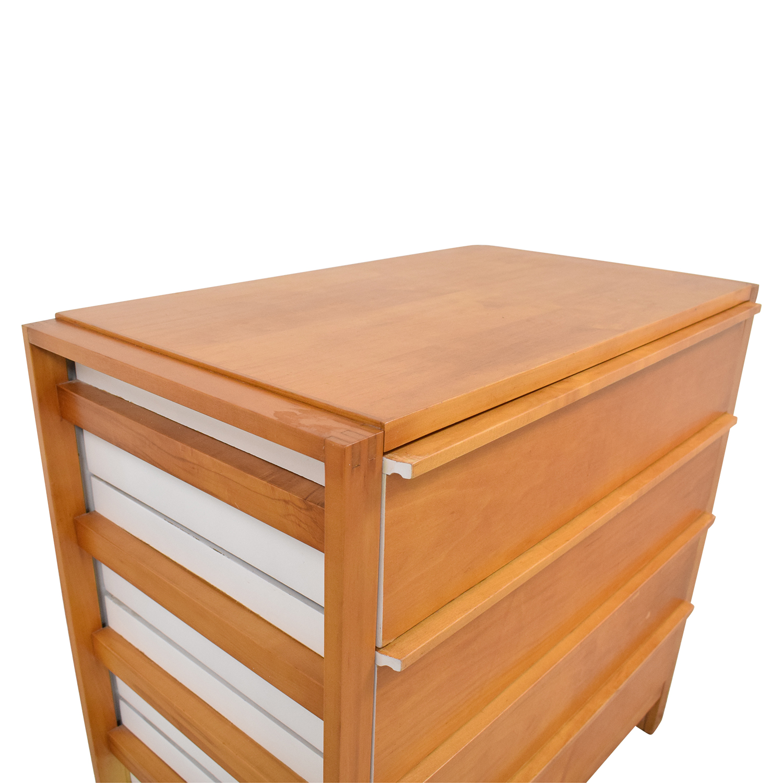 Modern Four Drawer Dresser