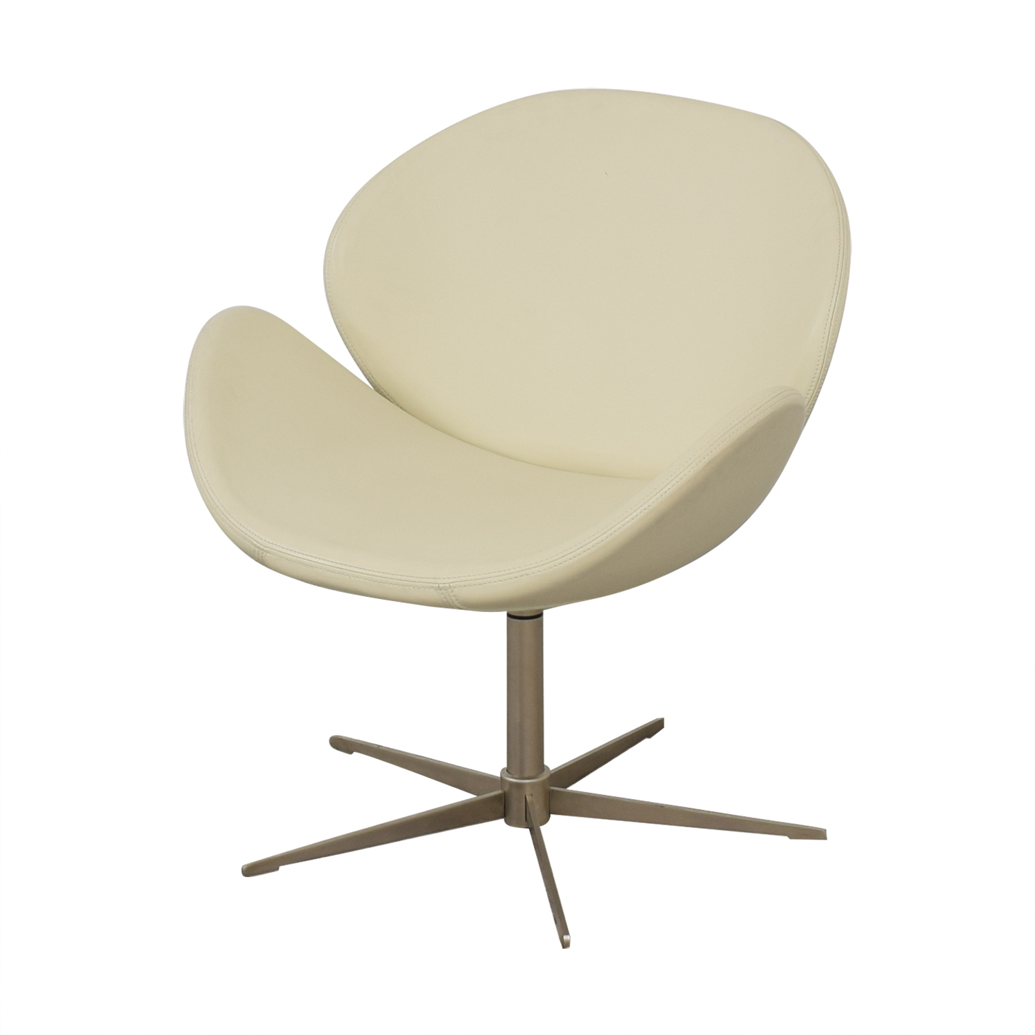 BoConcept OGI Chair with Footstool / Accent Chairs