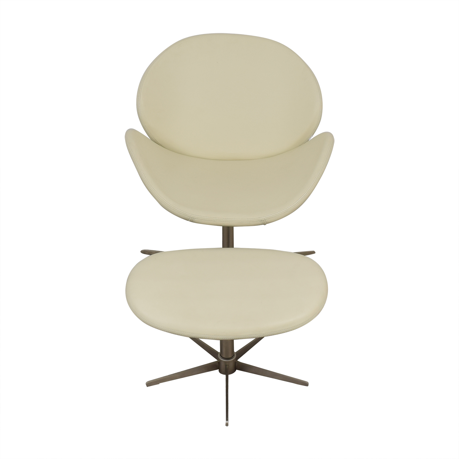 BoConcept OGI Chair with Footstool / Chairs