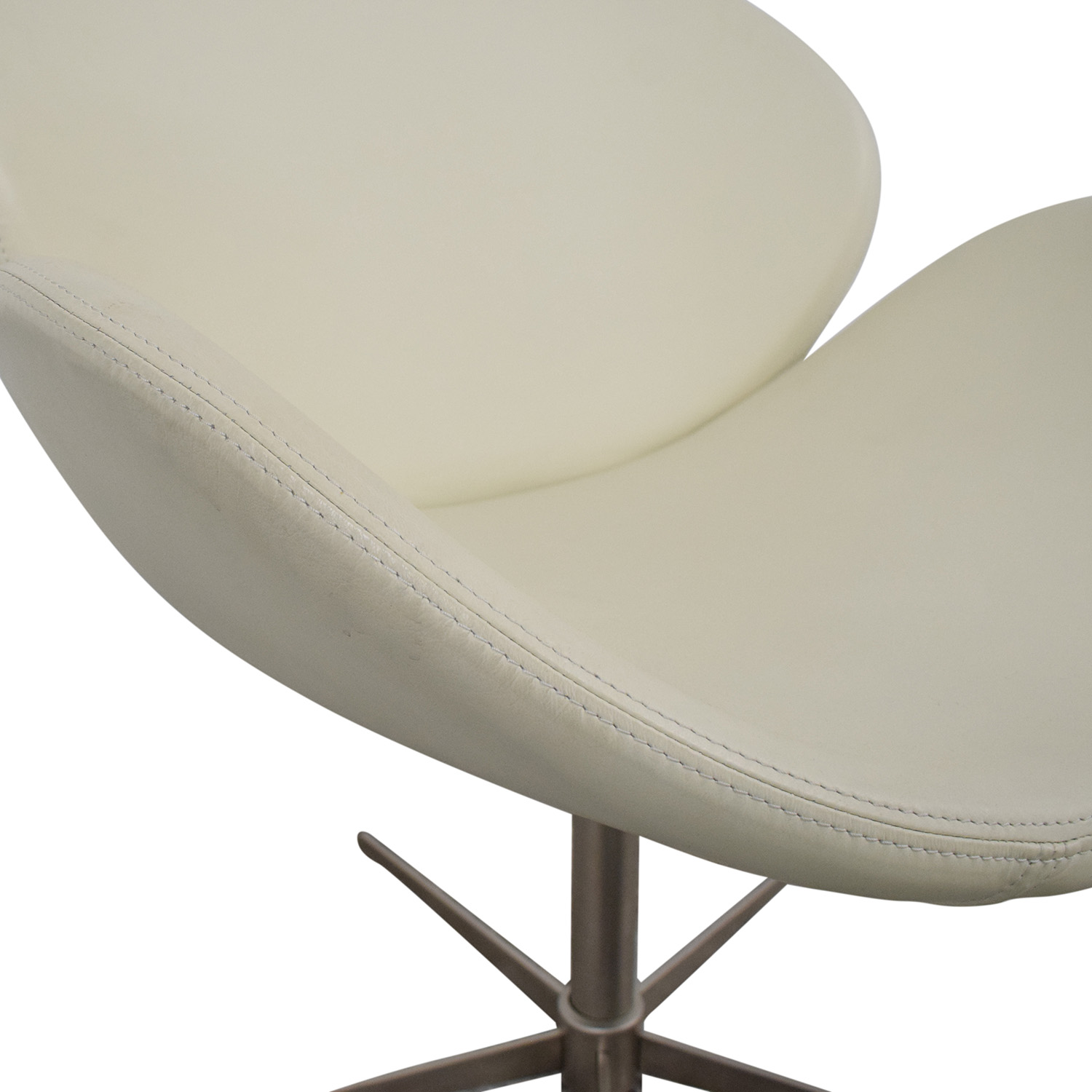 shop BoConcept OGI Chair with Footstool BoConcept Accent Chairs