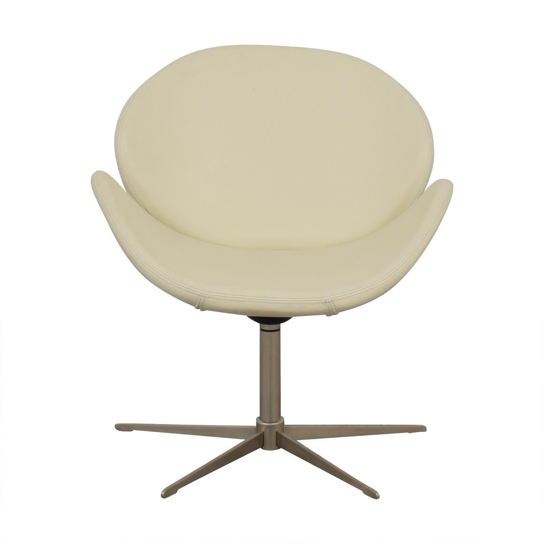 BoConcept OGI Chair with Footstool sale