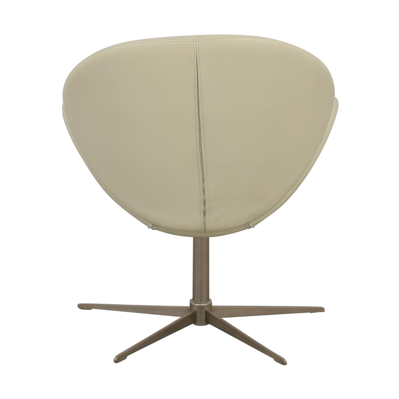 BoConcept BoConcept OGI Chair with Footstool pa
