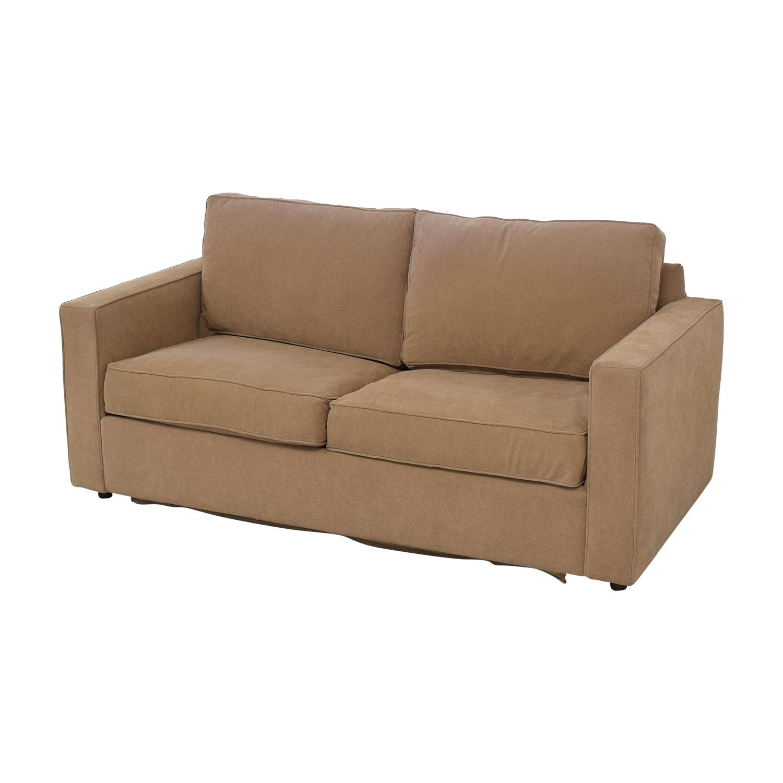 53% OFF - McCreary Modern McCreary Modern Full Sleeper Sofa / Sofas
