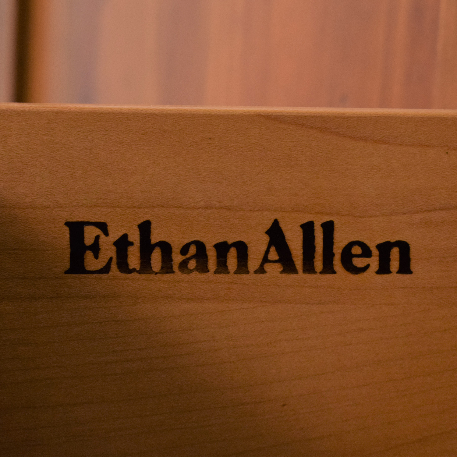 Ethan Allen Ethan Allen Country French Armoire second hand