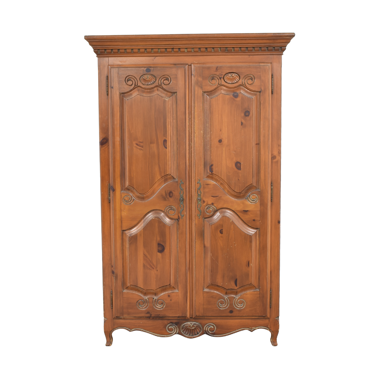 Ethan Allen Ethan Allen Country French Armoire on sale