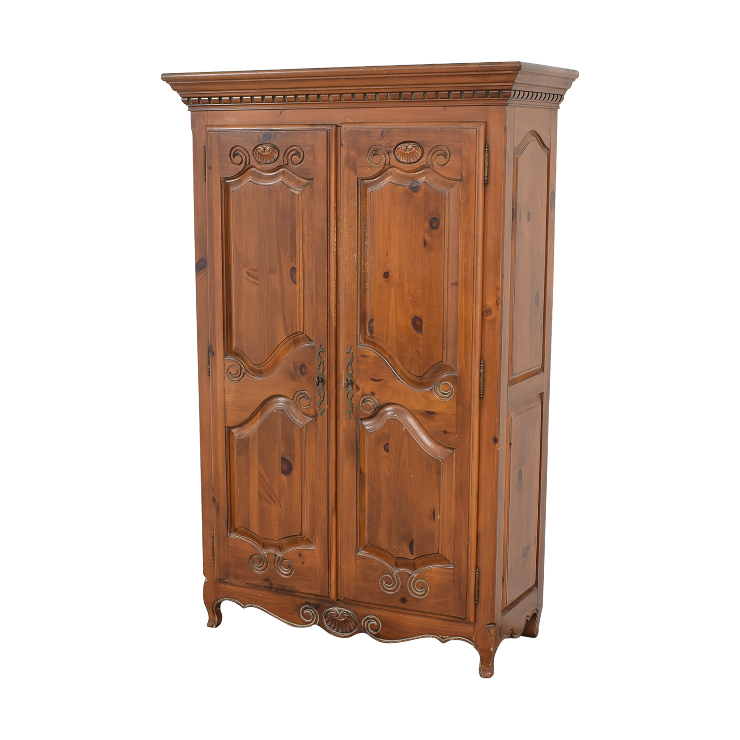 buy Ethan Allen Ethan Allen Country French Armoire online