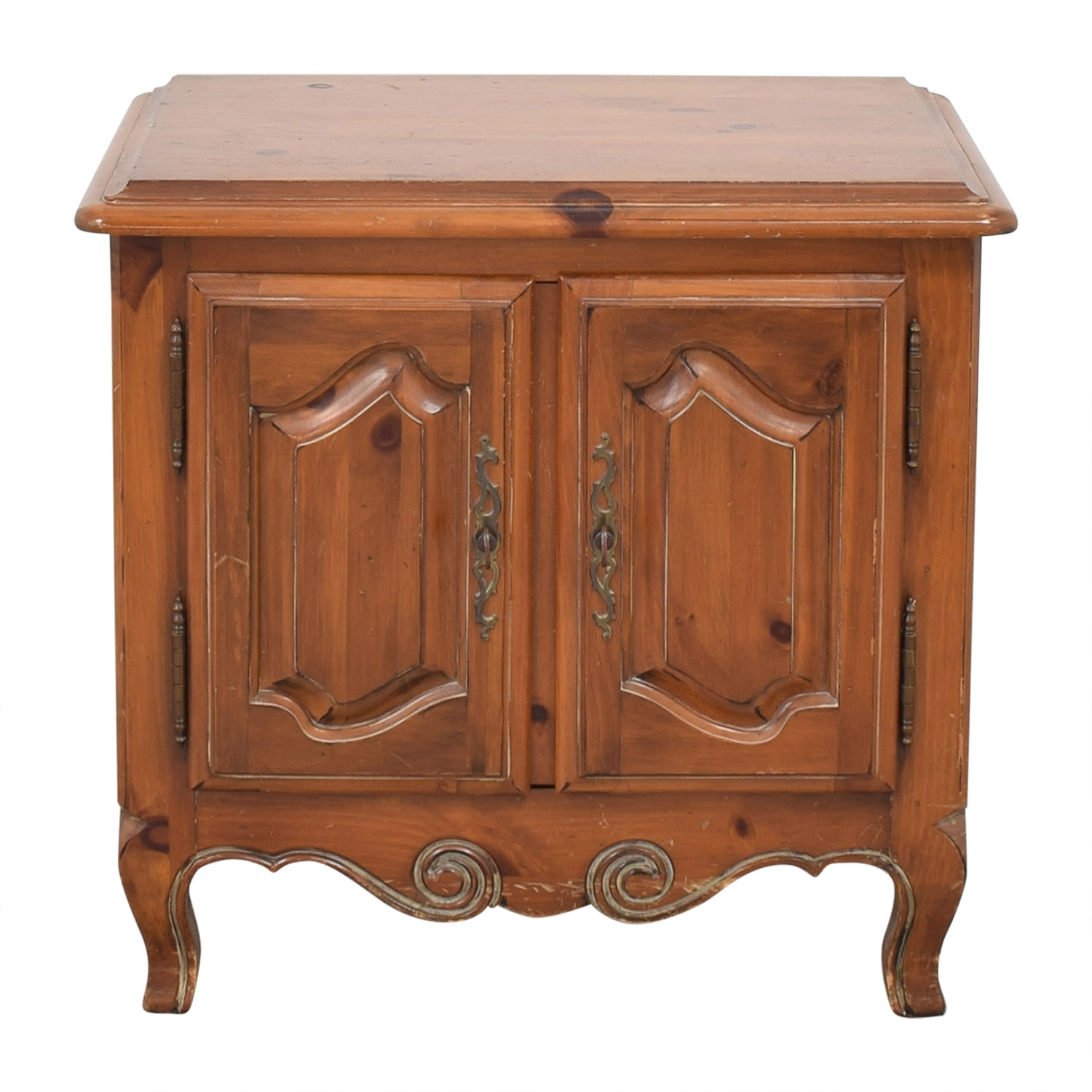 buy Ethan Allen Ethan Allen Country French Night Table online