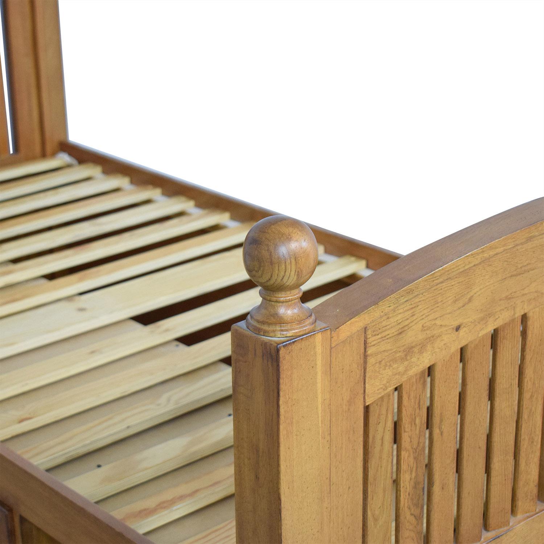 buy Stanley Furniture Stanley Furniture Twin Captains Storage Bed online