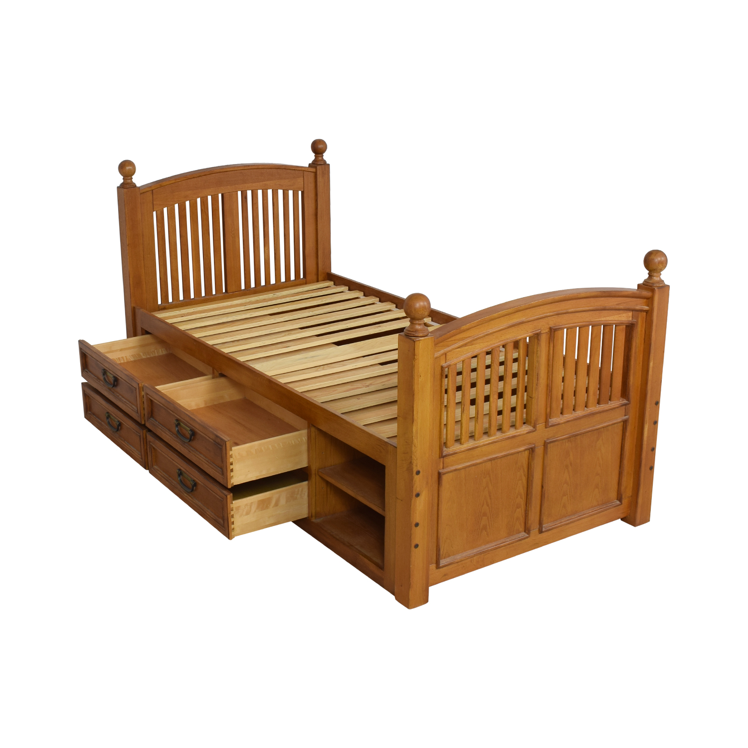 buy Stanley Furniture Twin Captains Storage Bed Stanley Furniture Bed Frames