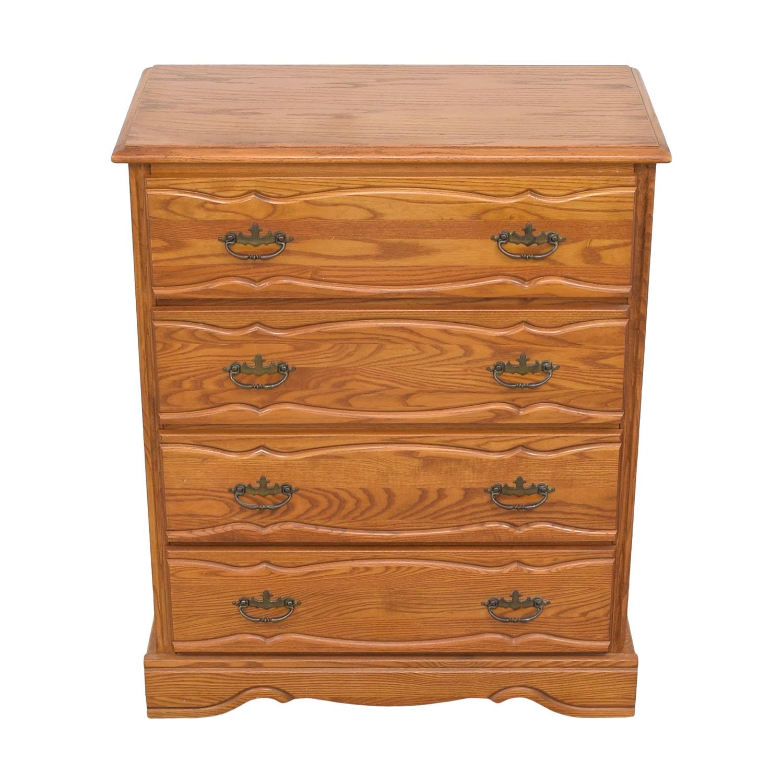 shop Childcraft Classic Four Drawer Dresser Childcraft Storage