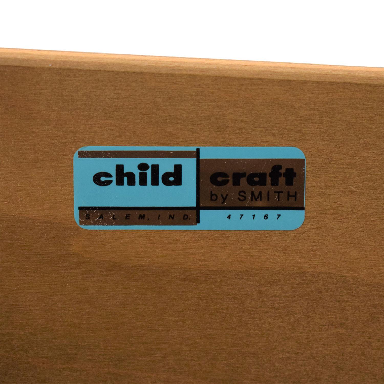 Childcraft Childcraft Classic Four Drawer Dresser second hand