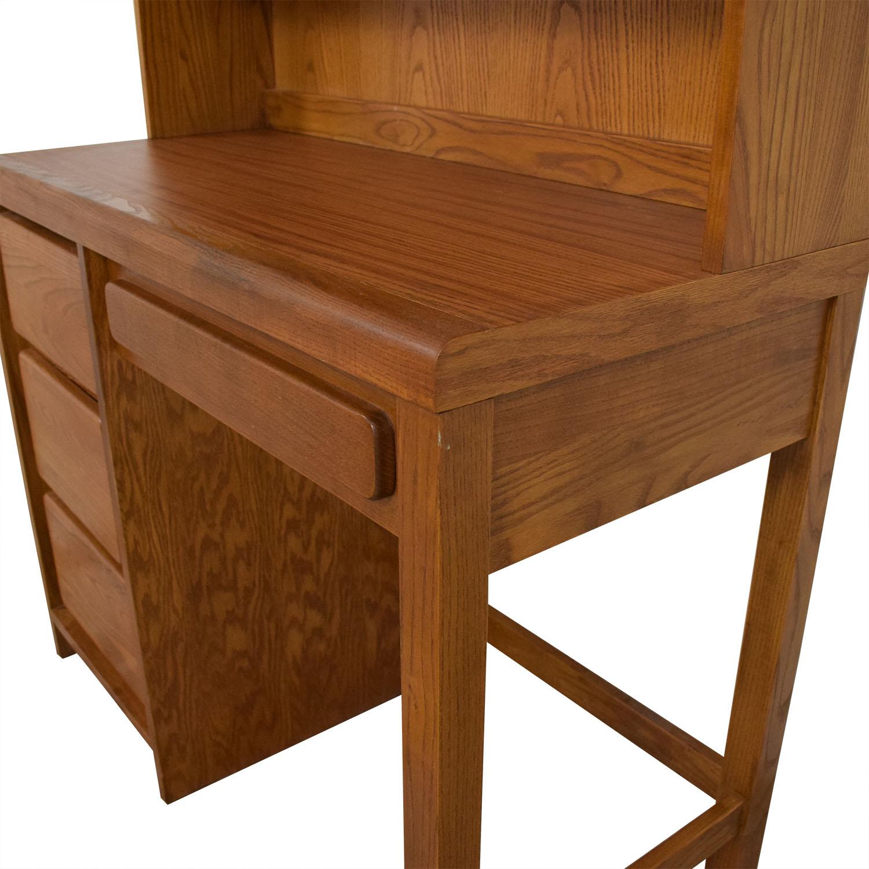 Childcraft Childcraft Desk and Hutch pa