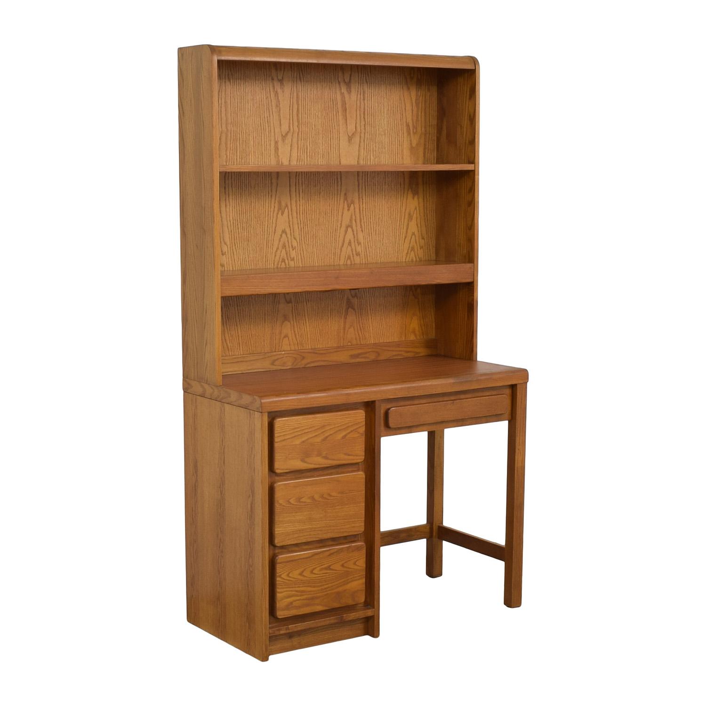 Childcraft Childcraft Desk and Hutch dimensions