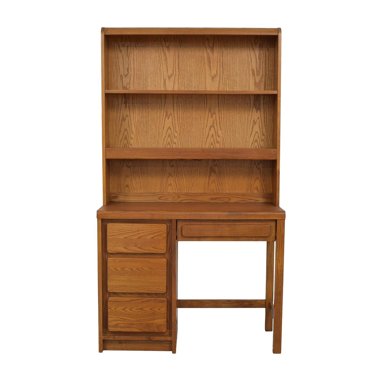 shop Childcraft Desk and Hutch Childcraft Home Office Desks