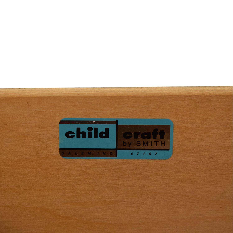 Childcraft Childcraft Single Dresser dimensions