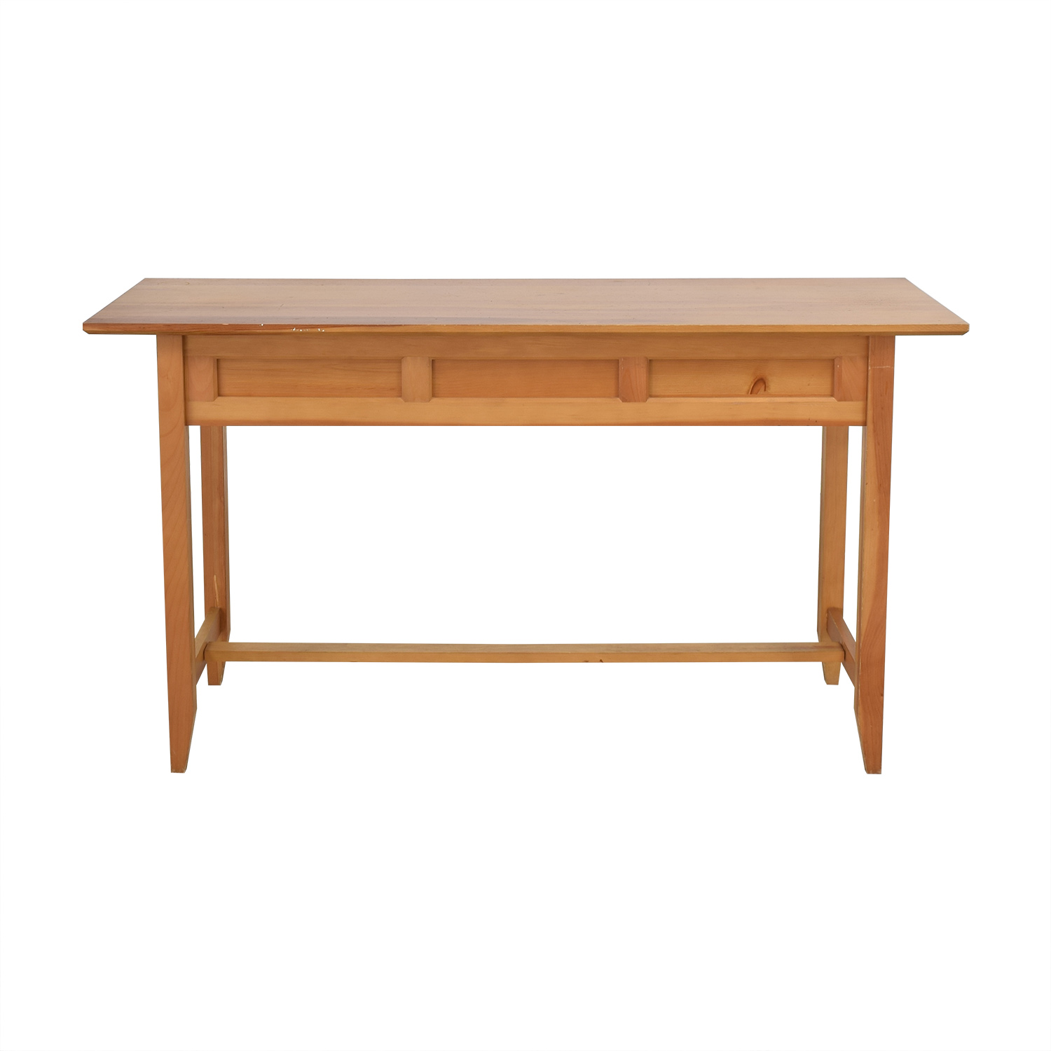 Crate & Barrel Console Table sale