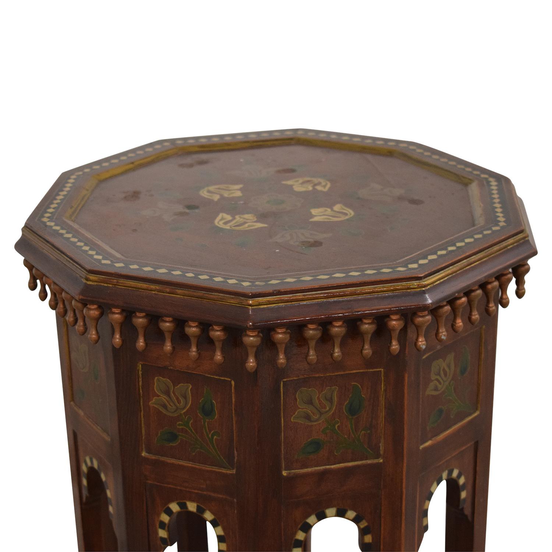 Vintage Moroccan Table pa