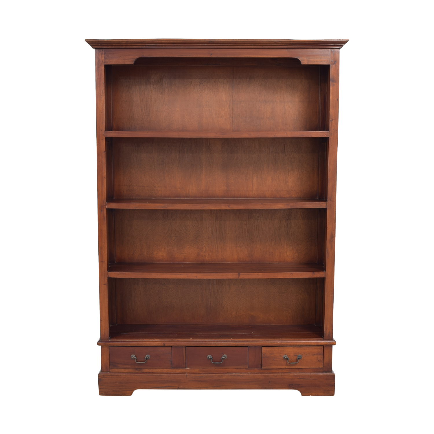 Bookcase with Drawers sale