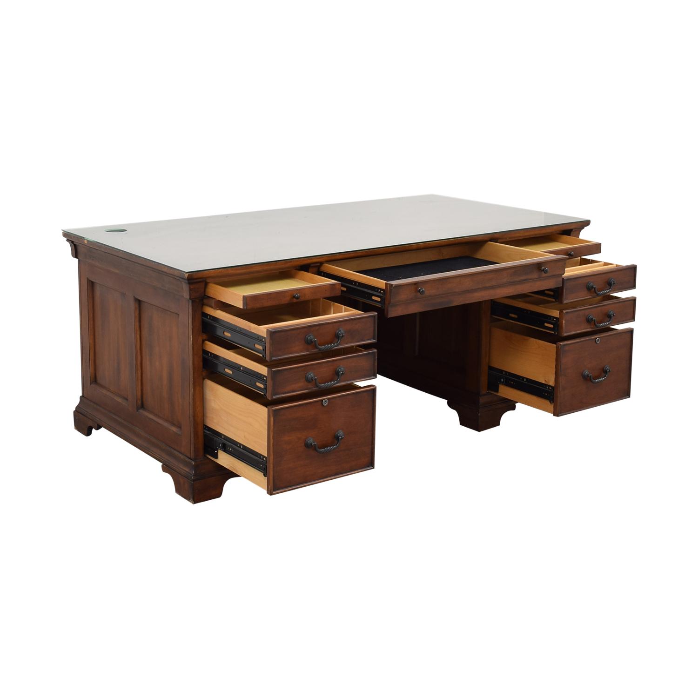 shop Havertys Havertys Classic Desk online