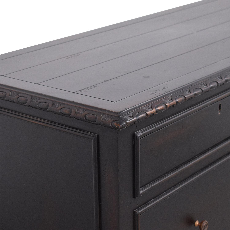 Restoration Hardware Restoration Hardare French Empire FIve Drawer Dresser price