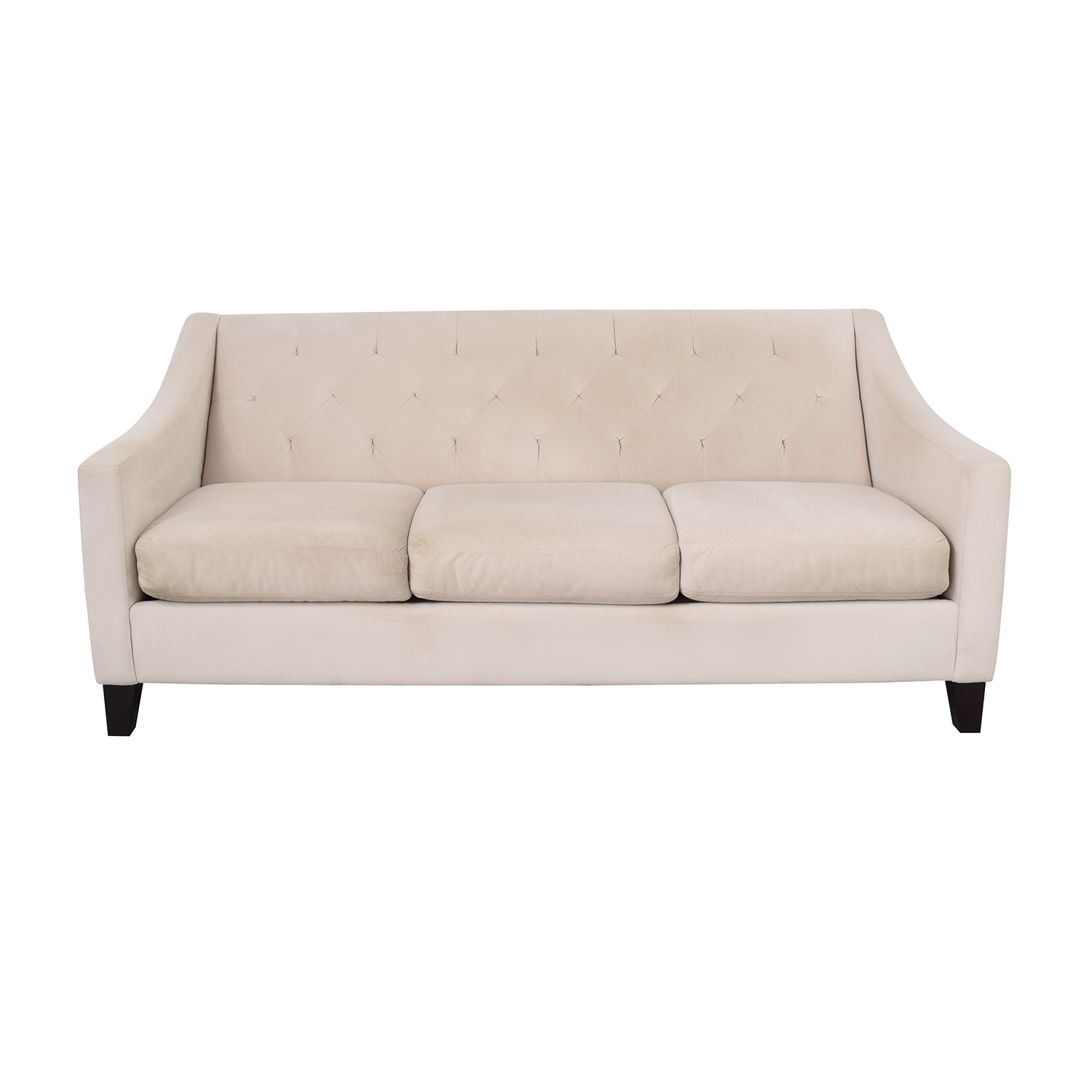 Macy's Macy's Three Cushion Sofa on sale