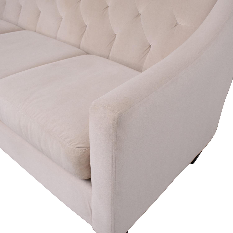 buy Macy's Three Cushion Sofa Macy's Classic Sofas