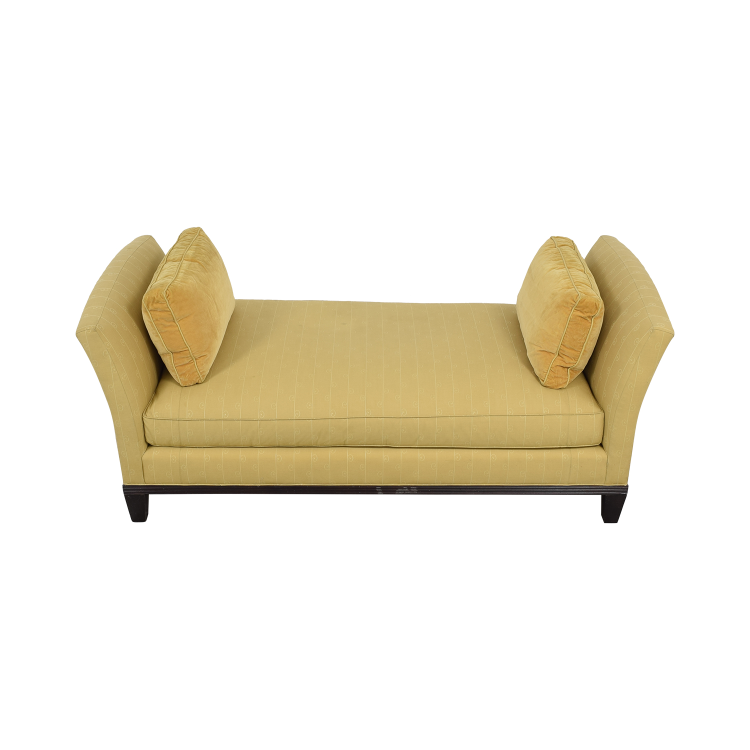 Baker Furniture Sleigh Daybed sale