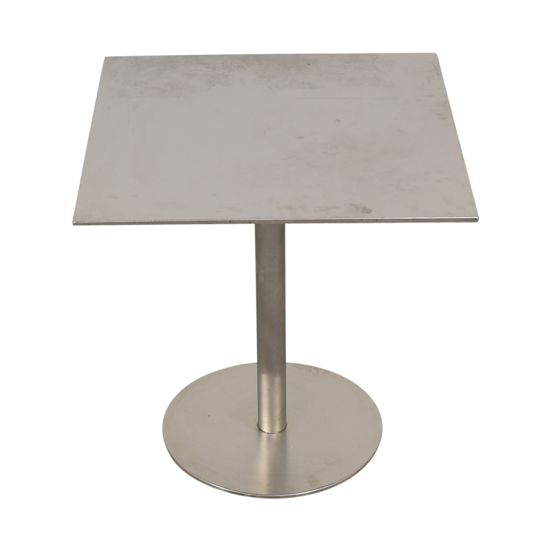 Minotti Minotti Metal Table on sale