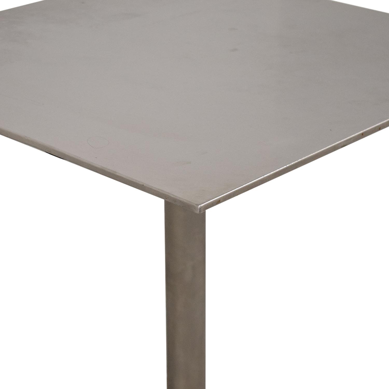 Minotti Metal Table Minotti