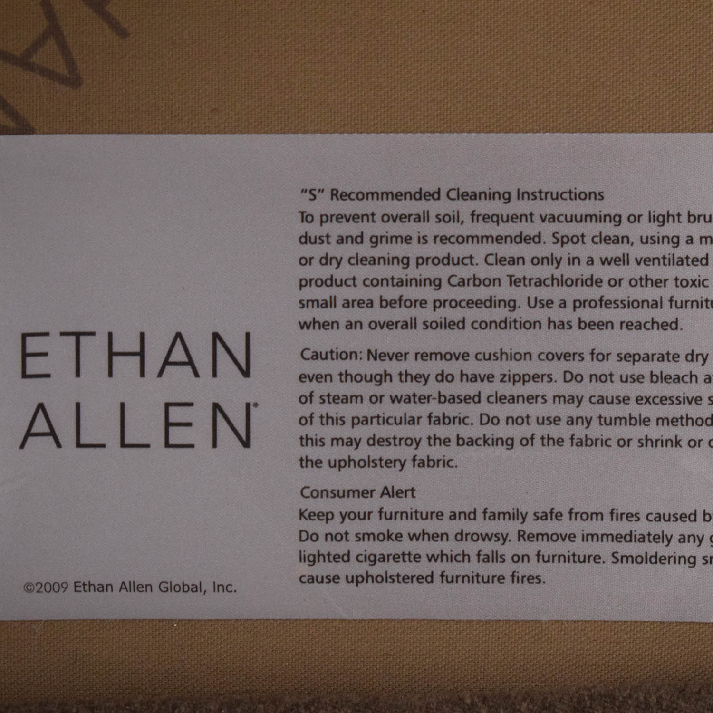 shop Ethan Allen Ethan Allen Slipcovered Side Chair online