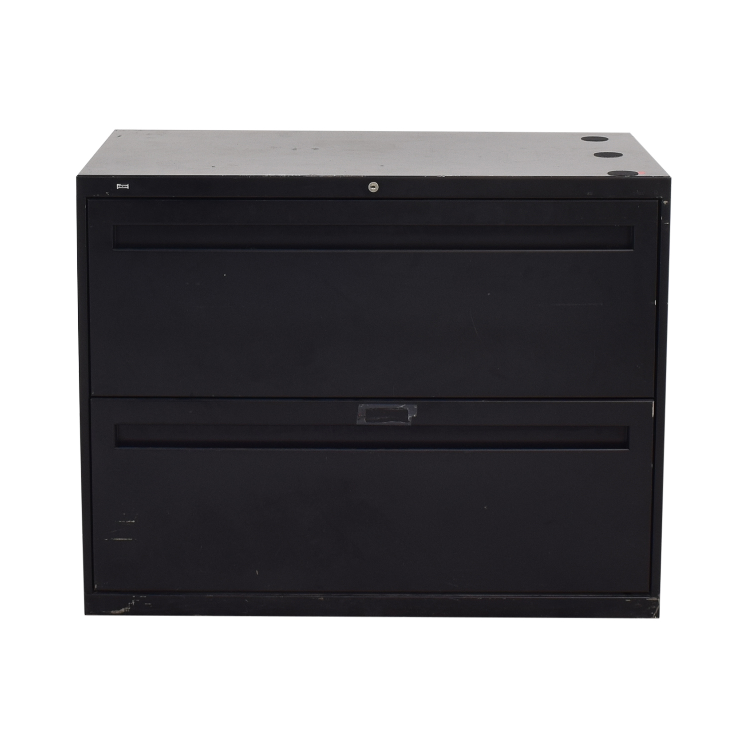 Hon HON 2-Drawer Lateral File Cabinet second hand