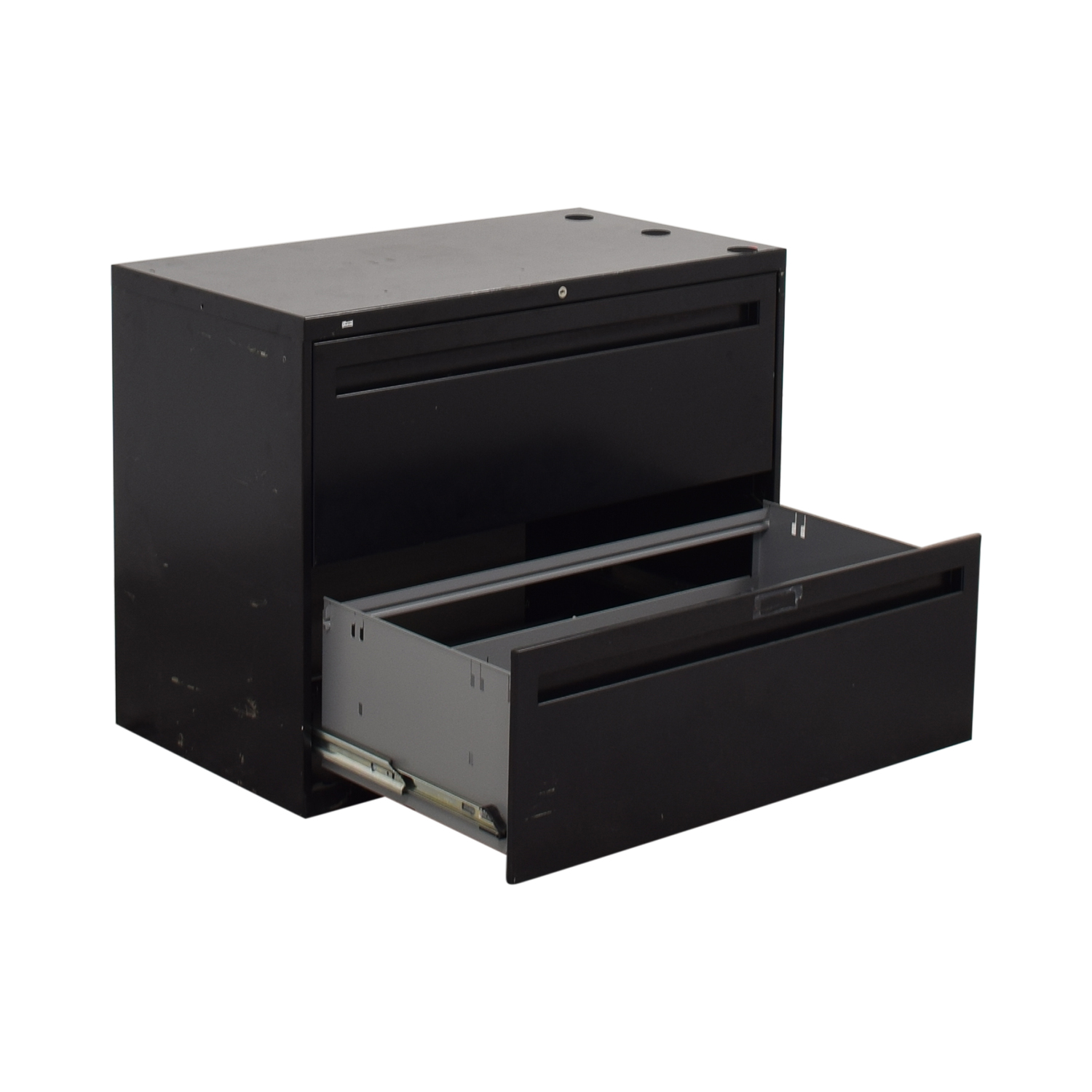 Hon HON 2-Drawer Lateral File Cabinet Storage