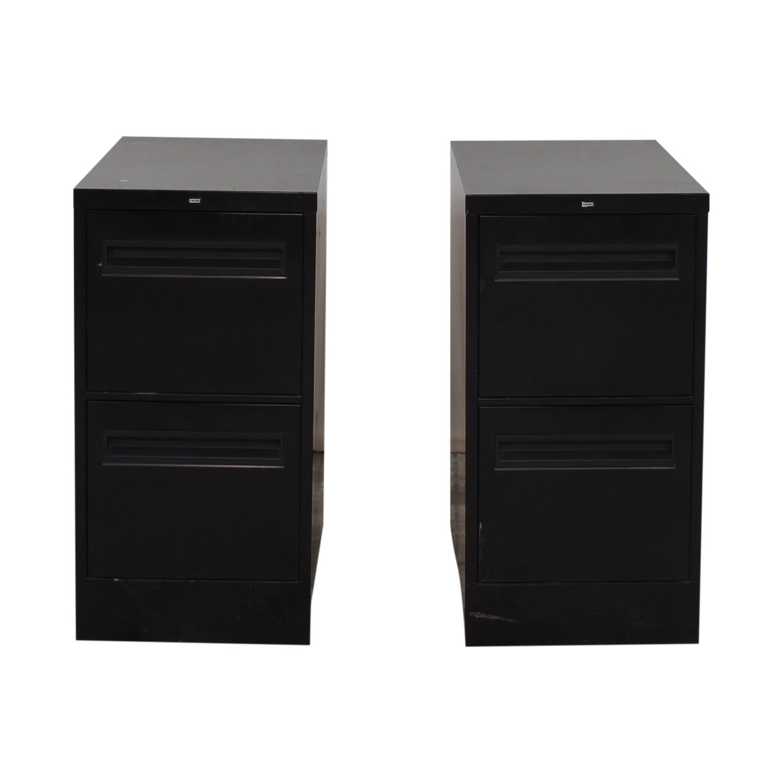 Hon Letter File Cabinets sale
