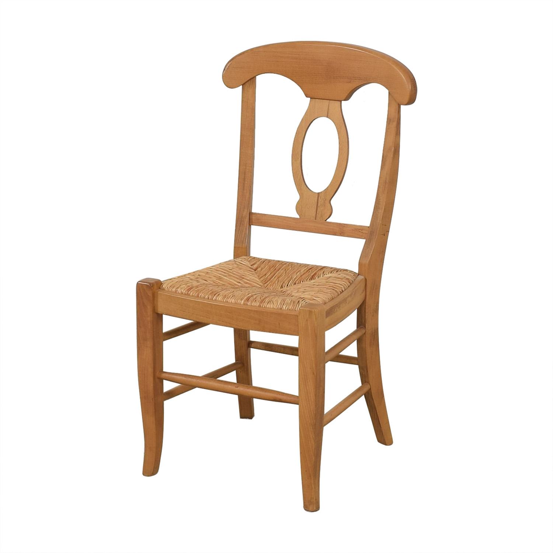 Pottery Barn Pottery Barn Napoleon Dining Side Chairs nj