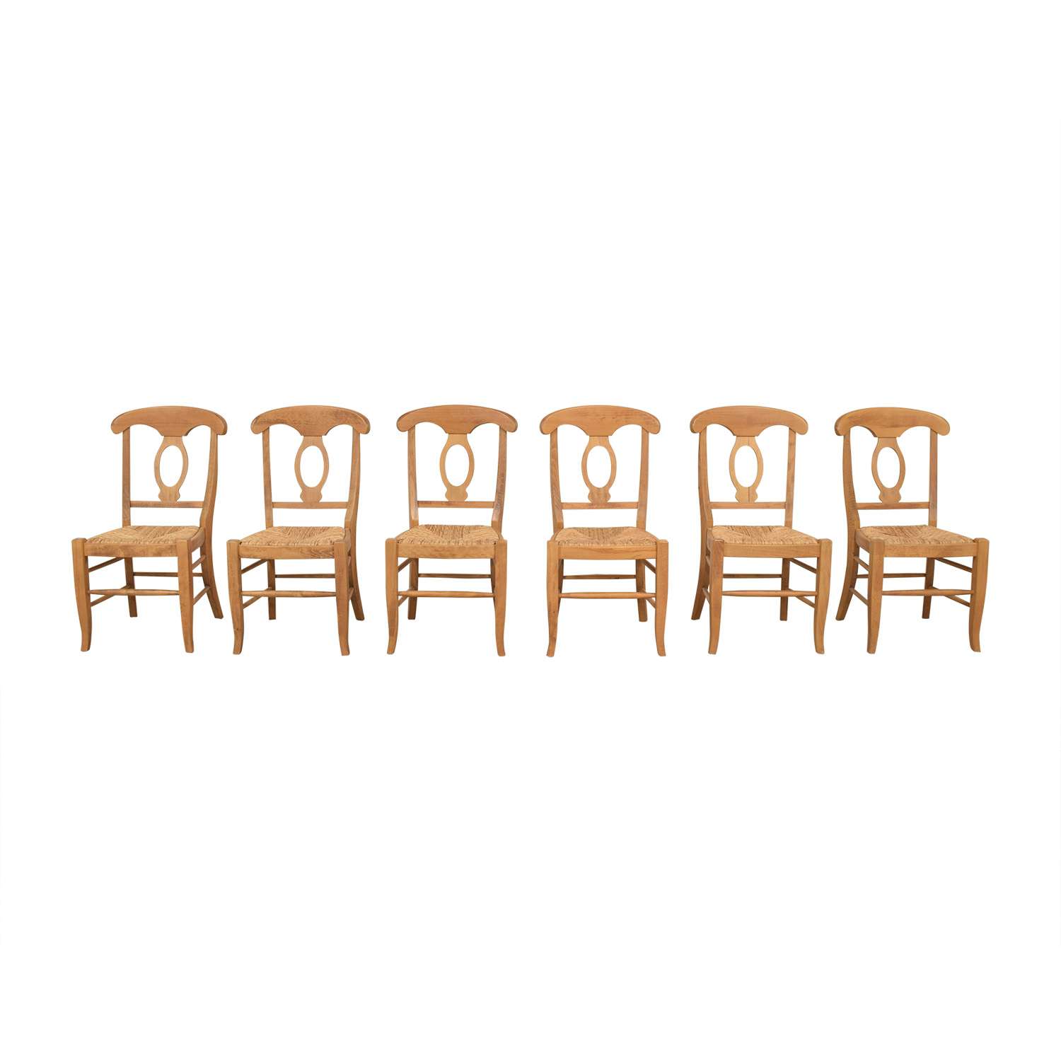 Pottery Barn Pottery Barn Napoleon Dining Side Chairs pa