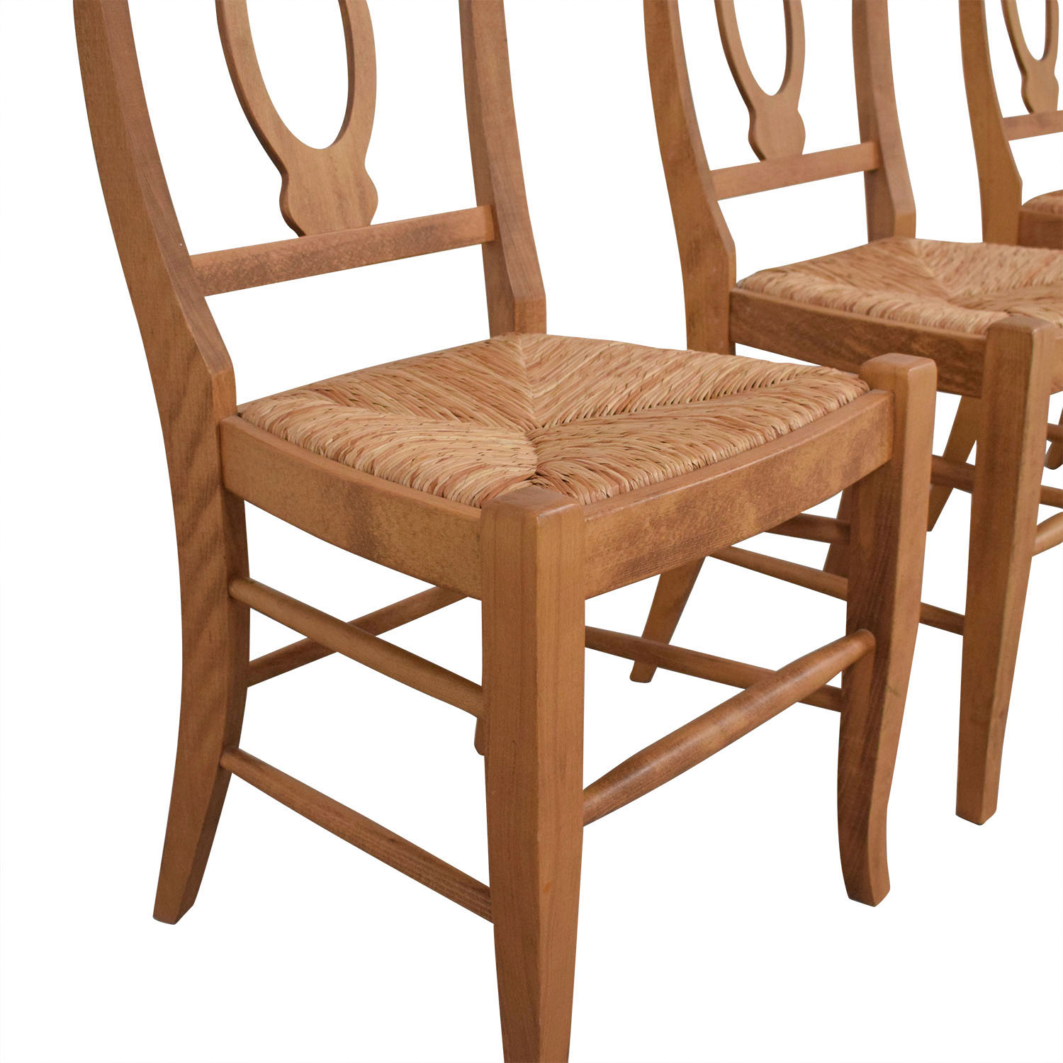 shop Pottery Barn Pottery Barn Napoleon Dining Side Chairs online
