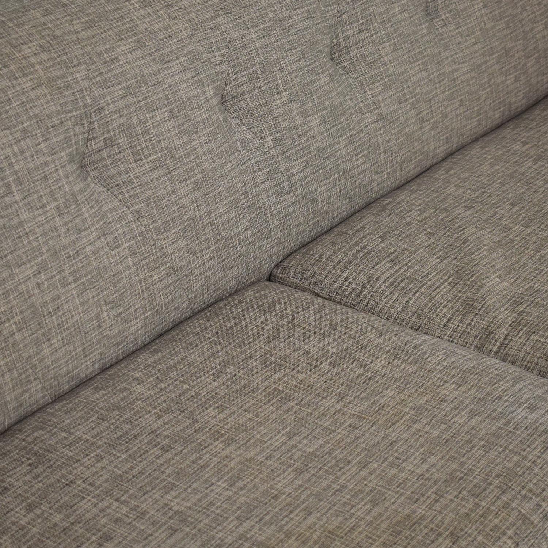 CB2 CB2 Avec Mid Century Sofa Sofas